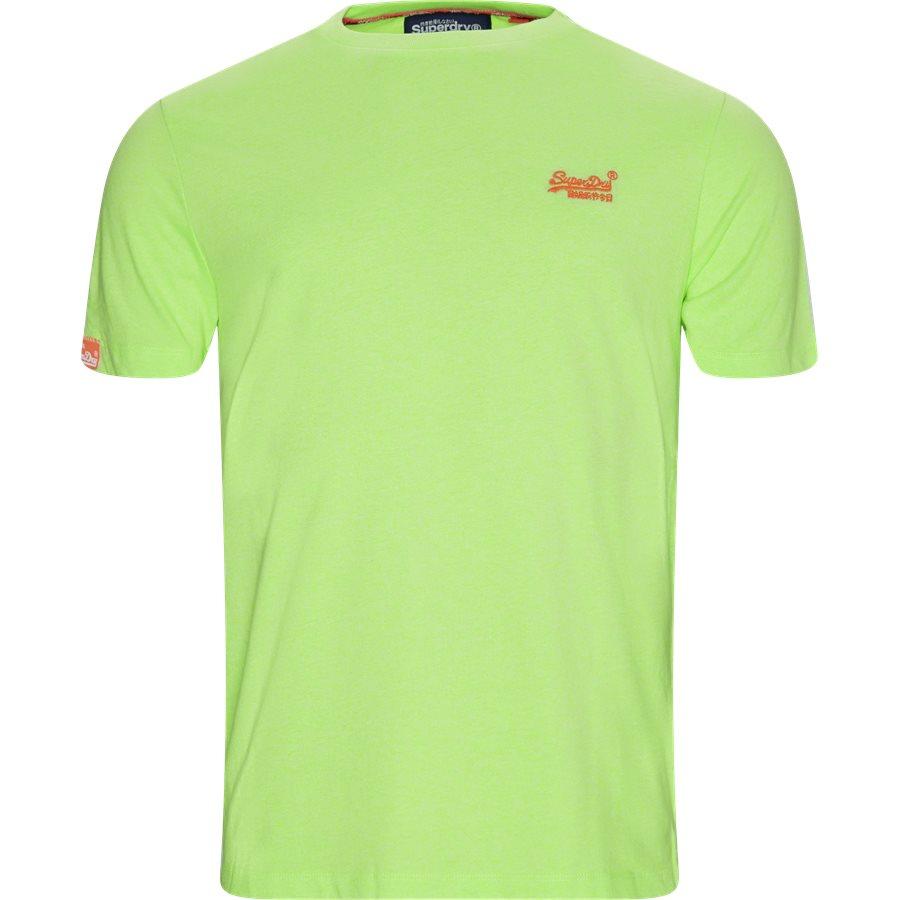 M1010 - M1010 T-shirt - T-shirts - Regular - GRØN R4V - 1